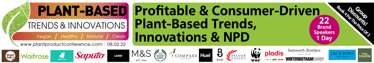 The Plant-Based Trends & Innovations Conference